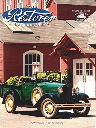 The Restorer : Model A Wheels; 21