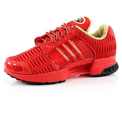 hot sale online 203f3 353bd adidas Performance CLIMA COOL 1 COCA COLA Chaussures Mode Sneakers Homme,  Rouge, 41 1