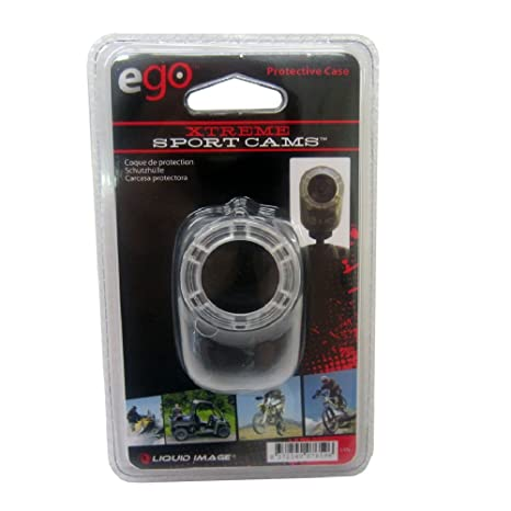 Liquid Image 765 XSC - Xtreme Sport Cams Ego Protective Cover - Clear