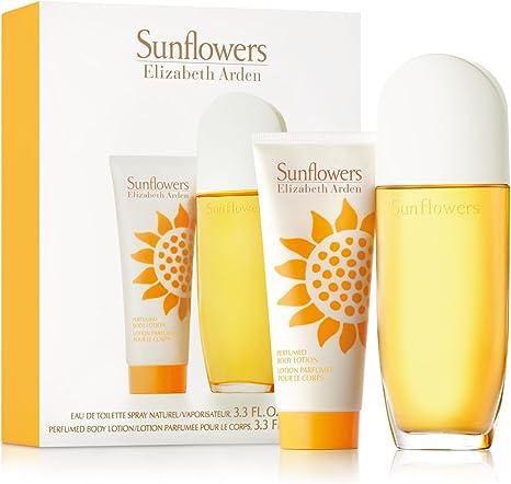 Imagen deElizabeth Arden Sunflowers Eau de Toilette Gift Set 2 pieces
