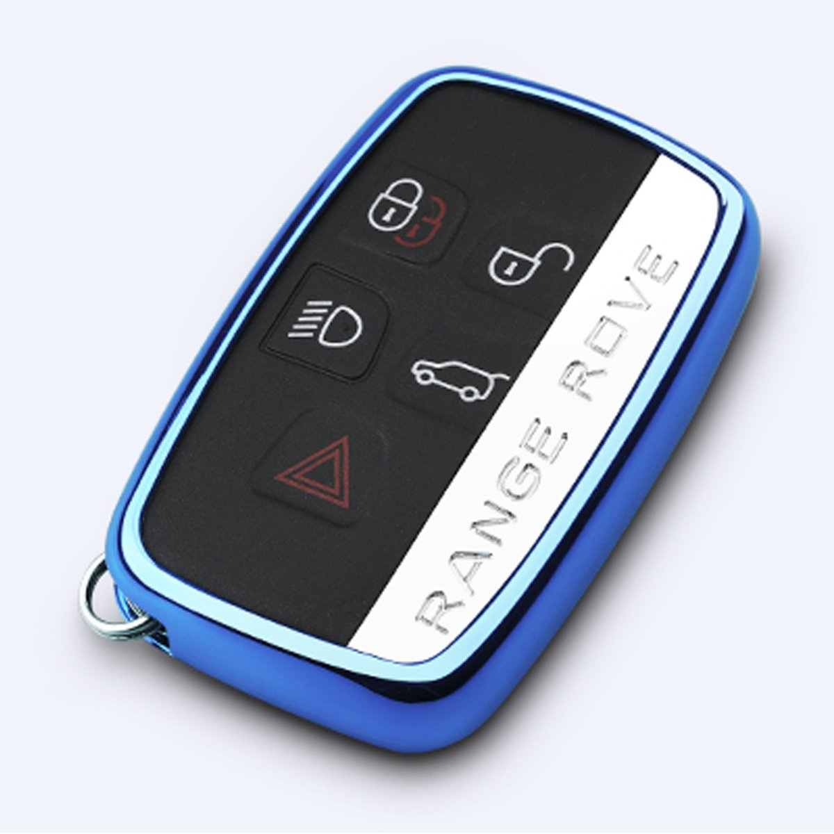 Uxcell a16070800ux0209 Silicone Remote Key Case