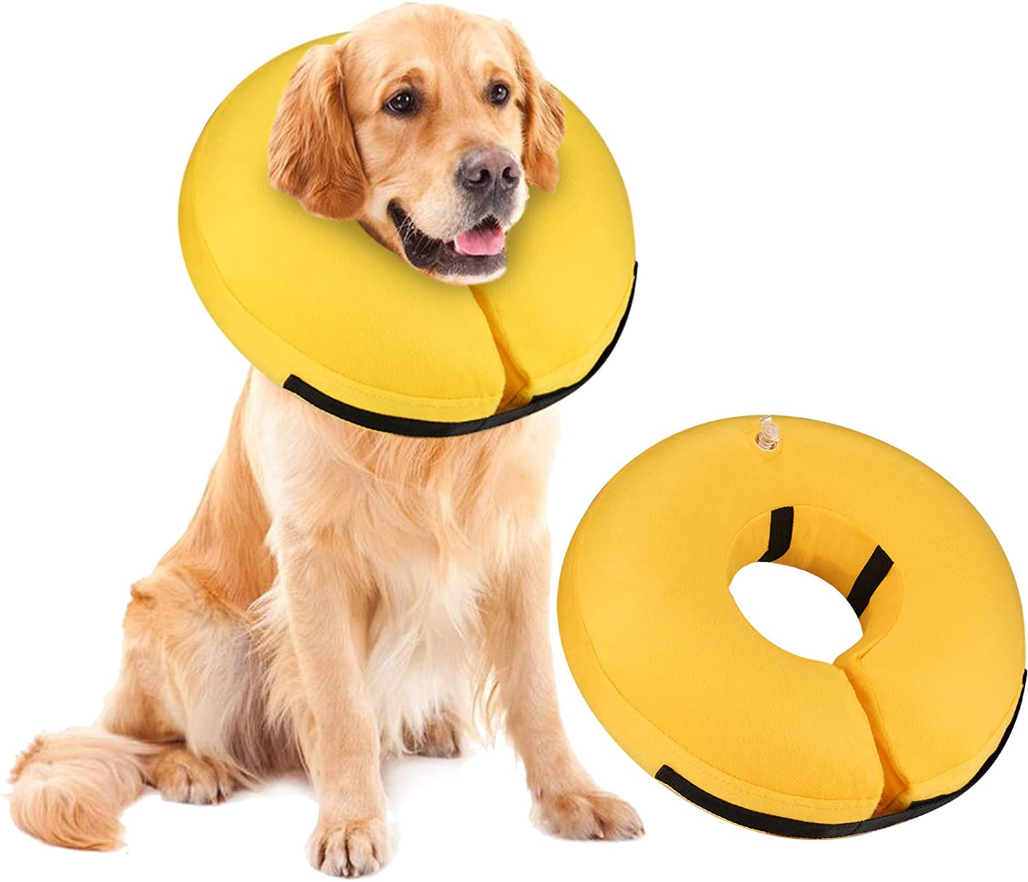 Muksiron Elizabethan Alternative Recovery collars for Dogs.