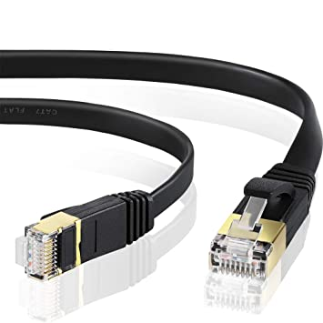 STP Fastest Shielded 10GB Cat 7 Computer Internet Cable Network Ethernet Cord