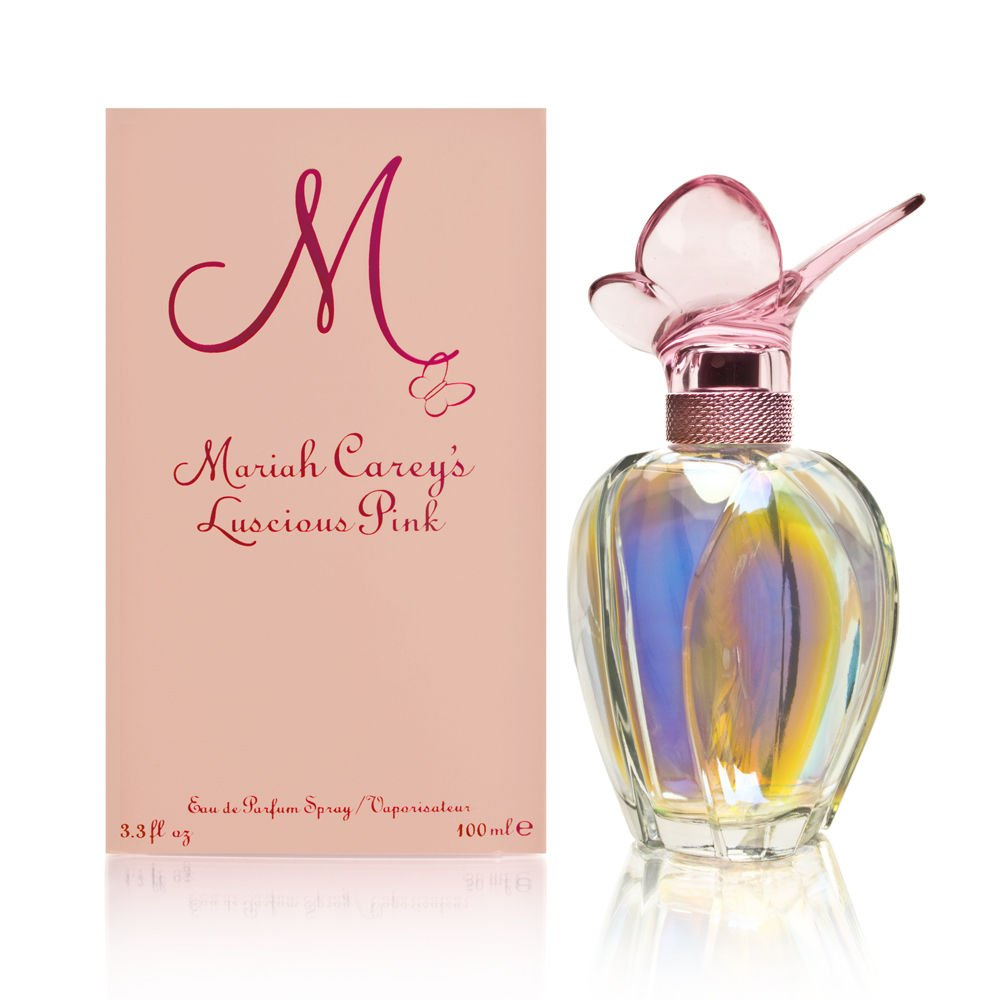 M Luscious Pink By Mariah Carey For Women, Eau De Parfum Spray, 3.3 Ounces (100 ml)