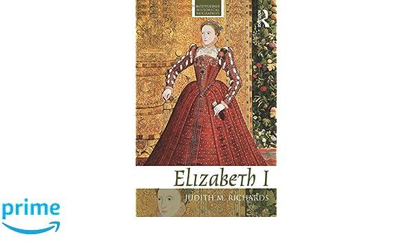 elizabeth i richards judith m