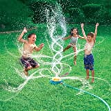 (US) NEW Banzai Geyser Blast Sprinkler Kids Water Fun Summer Outdoor (1)