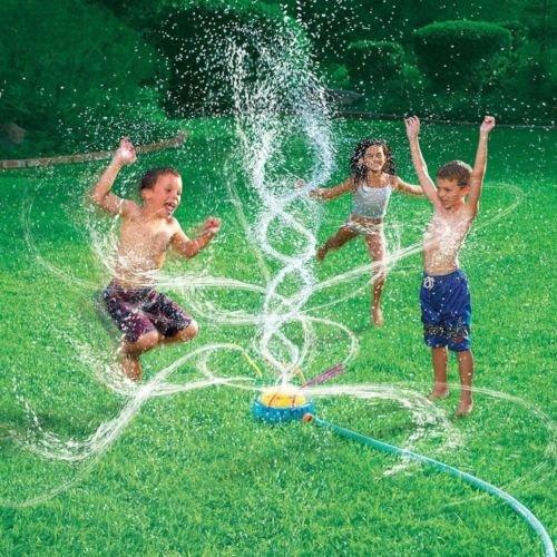 Banzai Geyser Sprinkler Summer Outdoor