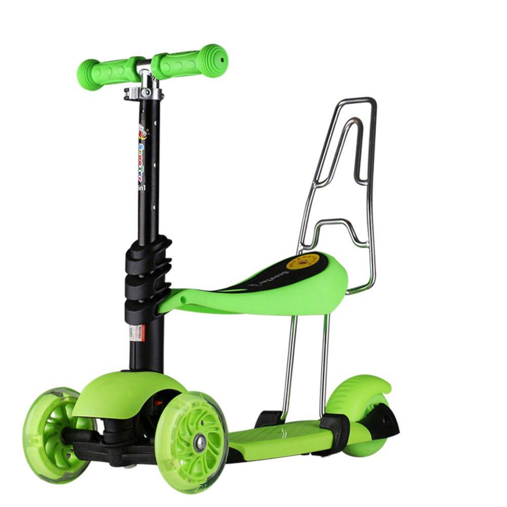 3 の 1 P キック スクーター, B07FL5JLZV リムーバブル席と 子供のため 子供のため 乗り物,幼児 の 男 三輪車,高さ調節可能 幅広のデッキ が Flash ホイール 子供のため 2-14 -D 55x25cm(22x10inch) B07FL5JLZV 55x25cm(22x10inch) P P 55x25cm(22x10inch), オートワールド:4b104863 --- rchagen.ru