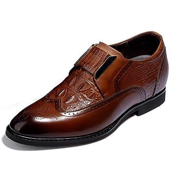 Zapatos La De Para Aumentar Invisibles Altura Los Hhgold Hombres ZiOXkuP