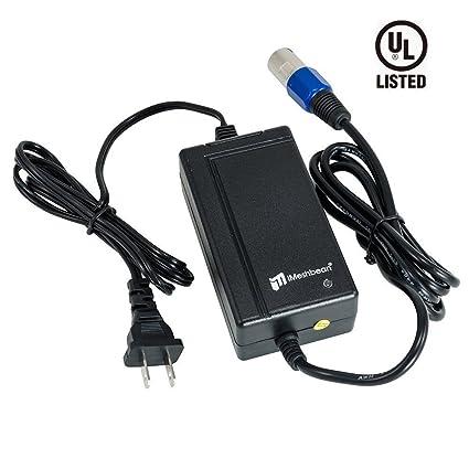 Amazon.com: iMeshbean - Cargador de batería para Scooter ...
