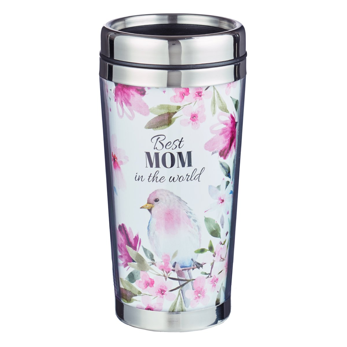 Coffee Travel Mug: Best Mom In The World