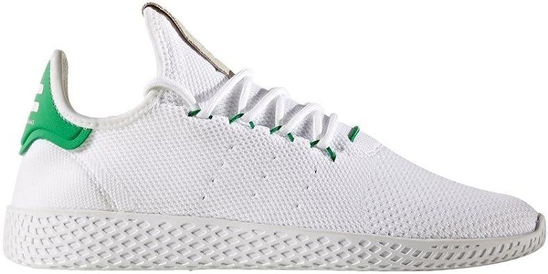 adidas hu blanche et verte
