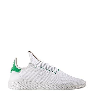 87751639f adidas Chaussures PW Tennis Hu Blanc Vert Blanc Taille  41 1 3 ...