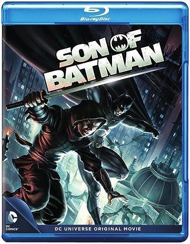 Amazon.com: DCU: Son of Batman (Blu-ray): Various: Cine y TV