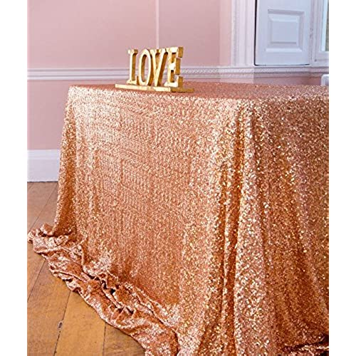 Rose gold party decorations - Rosegold dekoration ...