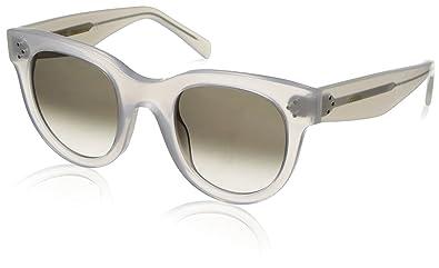 8915b2d52ea67 Image Unavailable. Image not available for. Color  Celine Women s Round  Sunglasses ...