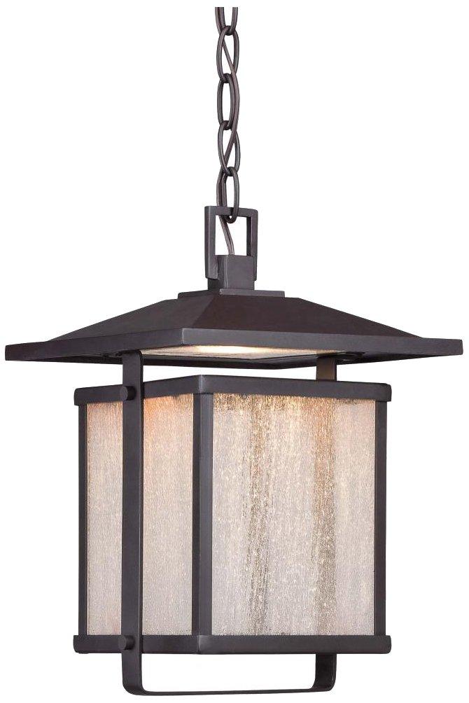 Minka Lavery 8164-615B-L Hillsdale LED Outdoor Lantern, Dorian Bronze Finish by Minka Lavery  B01IPGWTB8
