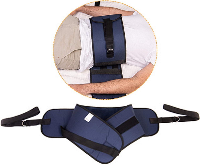 OrtoPrime Cinturón Abdominal Tronco Articulado para Camas de 90 cm - Arnés Ortopédico Universal Ajustable con Velcro - Cinturón para Camas - Arnés de Protección - Cinturón de seguridad OrtoPrime
