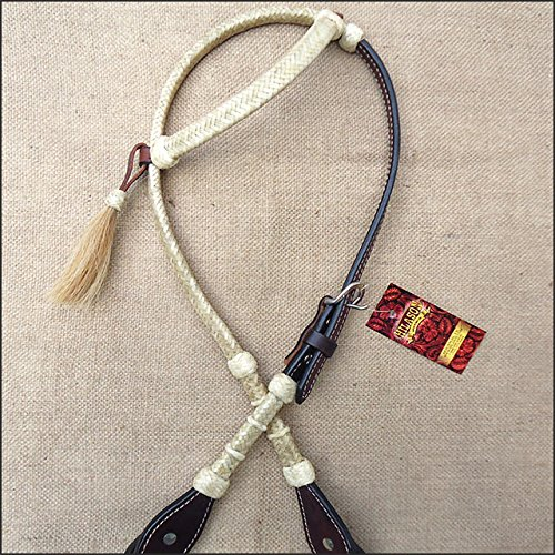 Ear Leather Bridle - 5