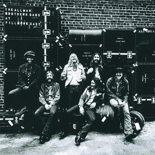 At Fillmore East Original recording remastered, Live Edition by The Allman Brothers Band (1997) Audio CD
