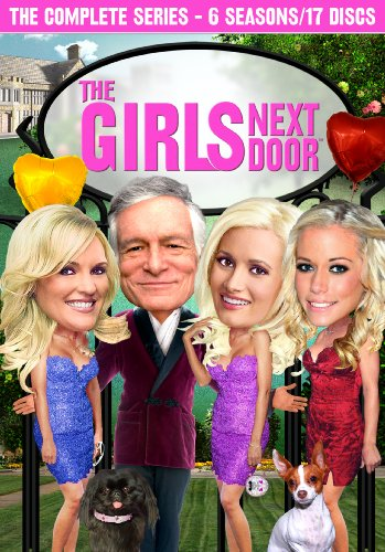 The Girls Next Door: The Complete Series by Unknown