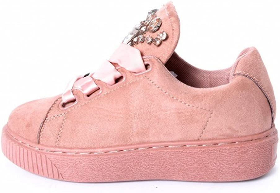 scarpe puma rosa antico