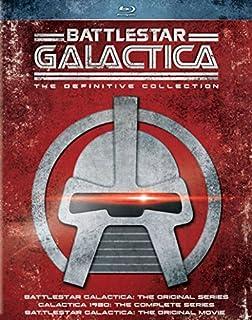 Battlestar Galactica: The Definitive Collection [Blu-ray] [Import] (B00Q2OQNCM)   Amazon price tracker / tracking, Amazon price history charts, Amazon price watches, Amazon price drop alerts