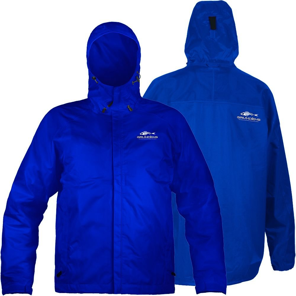 Grundens Gage Weather Watch Jacket - Glacier Blue - 3XL by Grundéns
