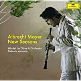 New Seasons: For Oboe & Orchestra