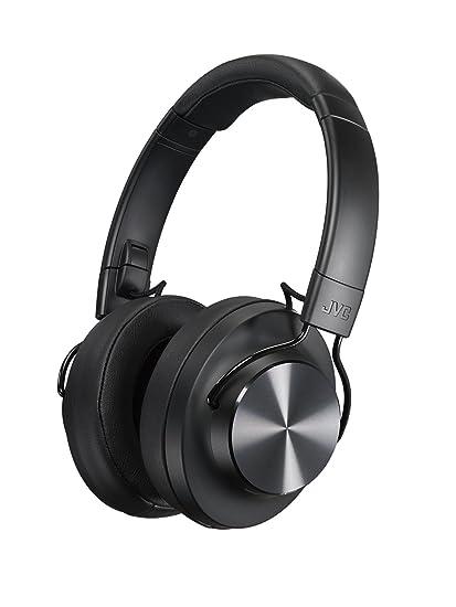 JVC Auriculares estéreo inalámbricos solidege ha-sd70bt-b (negro) y # x3010