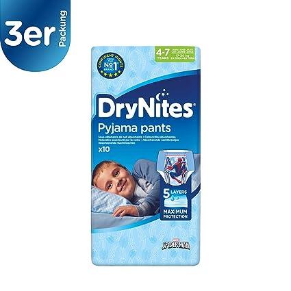 DryNites - Pyjama Pants - Pañales para niños (4 - 7 años) -[