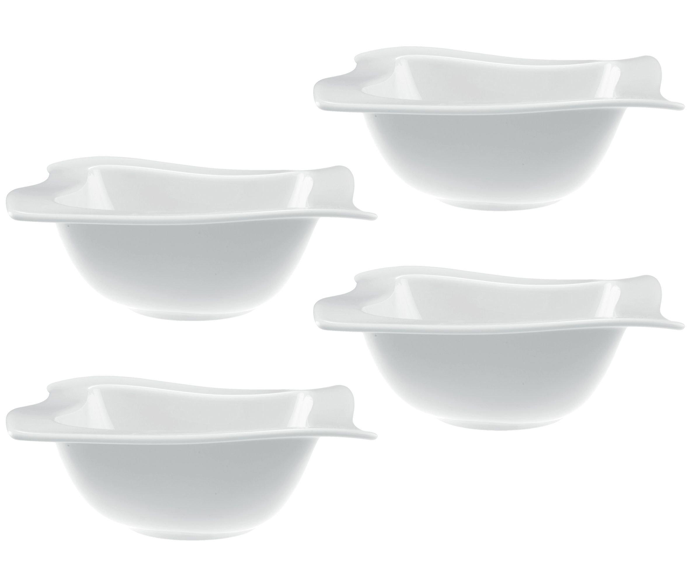 New Wave Bowl Set of 4 by Villeroy & Boch - 20 Ounces by Villeroy & Boch (Image #2)