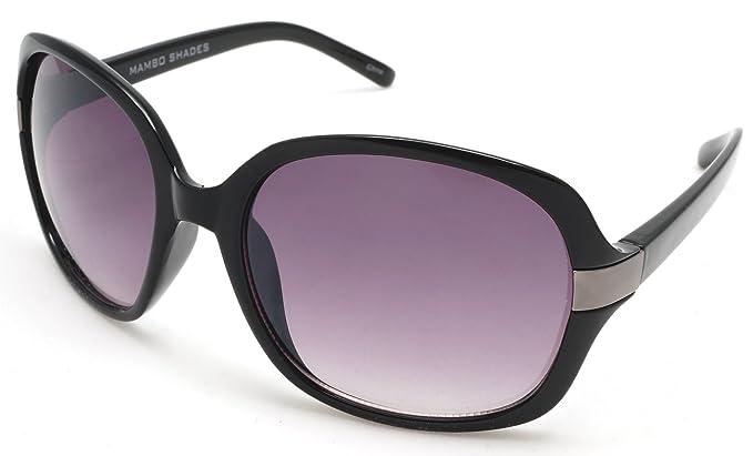 217fc55829c Amazon.com  Women s Oversized Round Retro Fashion Sunglasses ...