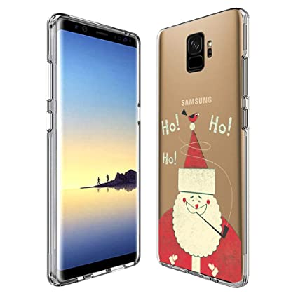 Amazon.com: Funda para Samsung Galaxy S9, TPU suave ...