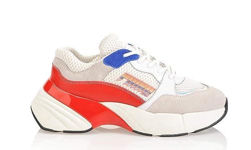 PINKO. Sneakers Zaffiro 1H20LZ-Y5BR ZRE  Amazon.it  Scarpe e borse cd85ba2c74e