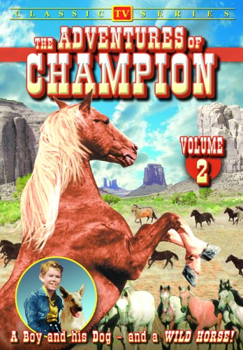 DVD : The Adventures of Champion: Volume 2 (Black & White)