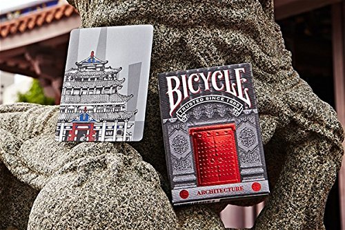 Bicycle Architecture Deck of Playing Cards Extremely Rare