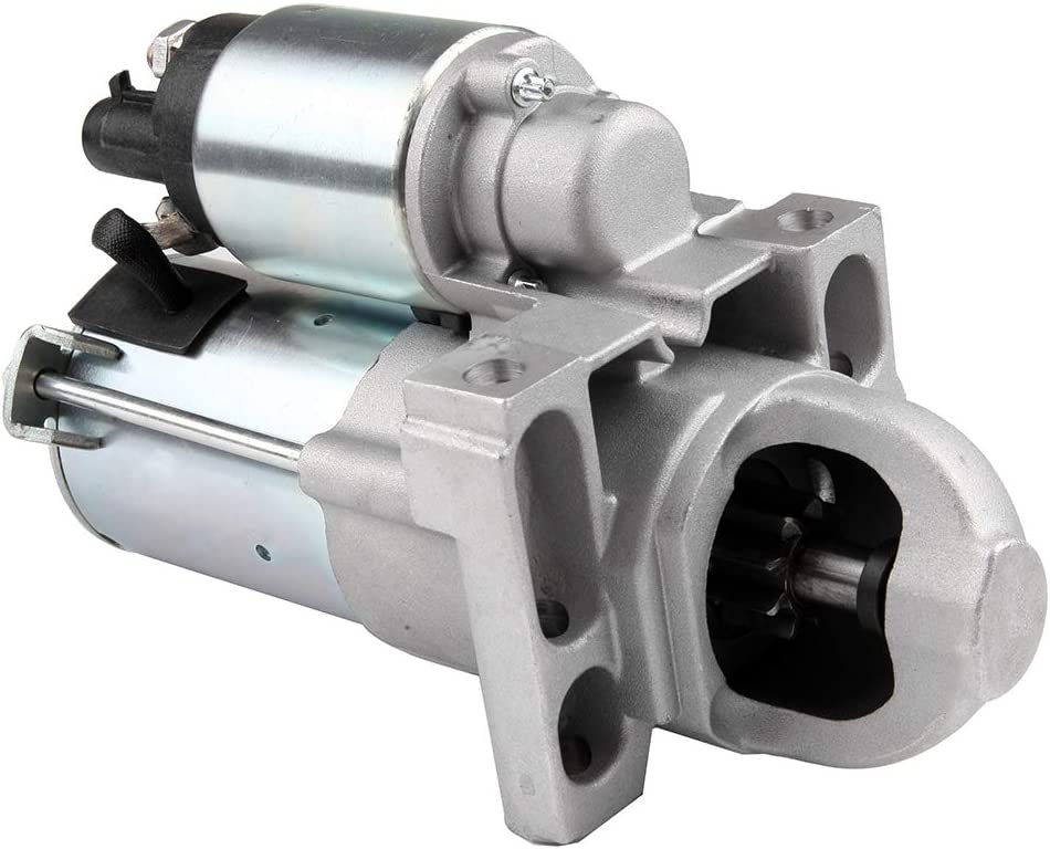 TUPARTS Starter For Dodge Journey 2009 2010 3.5L 215 V6 19026 04608800AE M0T32371ZC 12V