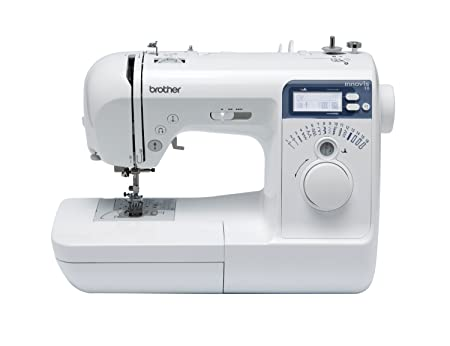 Brother Innovis 40 Sewing Machine Amazoncouk Kitchen Home Stunning Brother Sewing Machine Reviews Uk