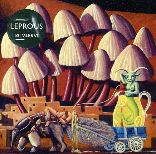 CD : Leprous - Bilateral (Holland - Import)