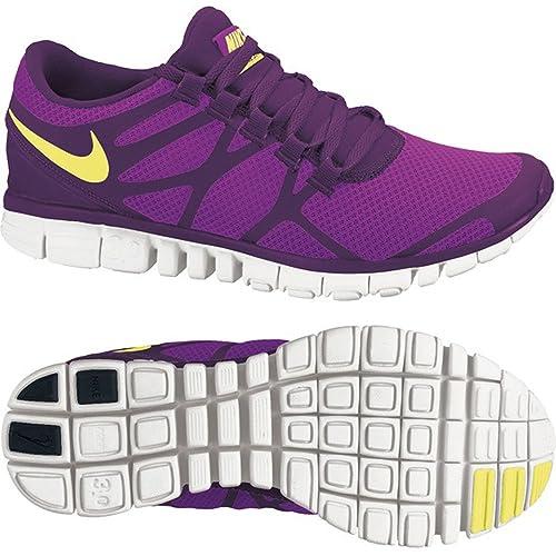 Nike Damen Lauschuhe Free 3.0 v3 454079 570 43, Violett, 43
