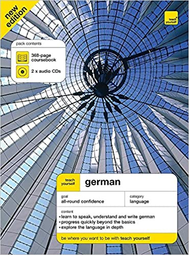 Teach Yourself German Book+CD Pack 5th Edition (Teach