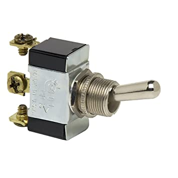 amazon com cole hersee 55021 07 bp spdt toggle switch momentary rh amazon com