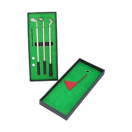 Amazon.com: Lightahead Juego de 3 bolígrafos de golf en ...