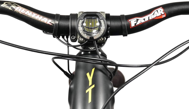 Lupine SL SF Shimano - Faro para Bicicleta con Soporte para ...