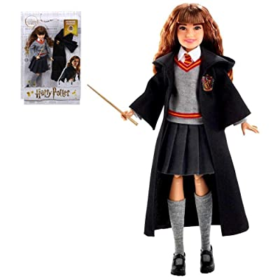 """Hermione Granger Harry Potter Wizarding World Doll 10"""": Toys & Games"""