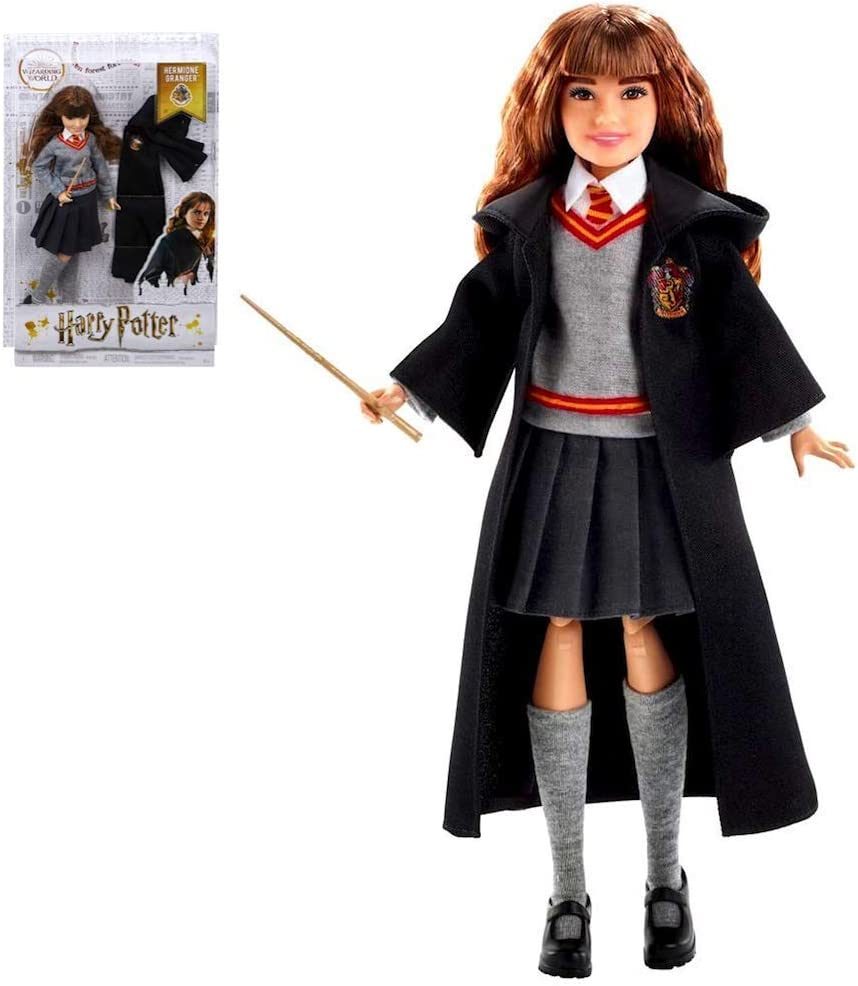 Amazon.es: Muñeca Hermione Granger Harry Potter Wizarding World ...
