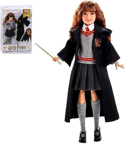 Muñeca Hermione Granger Harry Potter Wizarding World, 10 Pulgadas