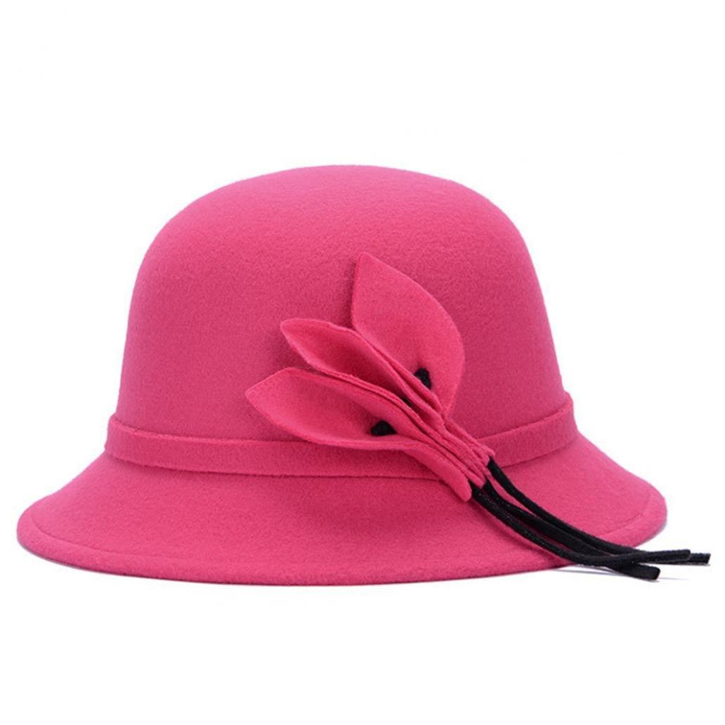 Rainbow25 HAT レディース B077Z6WJVQ One Size|ローズレッド ローズレッド One Size
