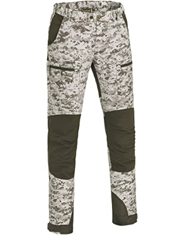Hubertus Thermo Jagdhose Duckhunter MAX5 Camouflage Ansitzhose